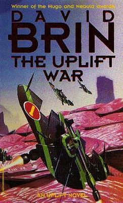 The Uplift War - Brin, David