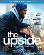 The Upside [Includes Digital Copy] [Blu-ray/DVD]