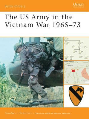 The US Army in the Vietnam War 1965 73 - Rottman, Gordon L