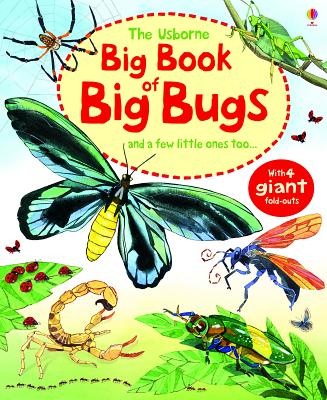 The Usborne Big Book of Big Bugs: And a Few Little Ones Too... - Usborne Publishing Ltd (Creator)