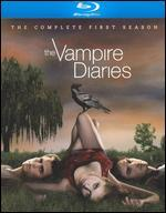 The Vampire Diaries: The Complete First Season [4 Discs] [Blu-ray]