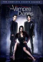 The Vampire Diaries: The Complete Fourth Season [5 Discs]