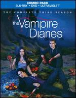 The Vampire Diaries: The Complete Third Season [Includes Digital Copy] [UltraViolet] [Blu-ray]