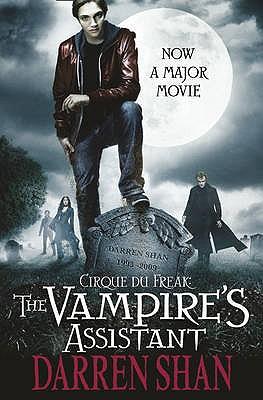 The Vampire's Assistant - Shan, Darren