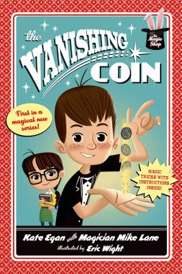 The Vanishing Coin - Egan, Kate, Professor, and Lane, Mike