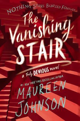 The Vanishing Stair - Johnson, Maureen