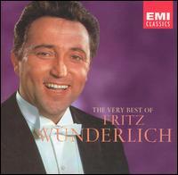 The Very Best of Fritz Wunderlich - Edith Mathis (soprano); Fritz Wunderlich (tenor); Liselotte Schmidt (soprano); Pilar Lorengar (soprano);...