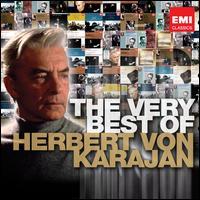 The Very Best of Herbert von Karajan - Alexis Weissenberg (piano); David Oistrakh (violin); Dennis Brain (horn); Elisabeth Schwarzkopf (soprano);...