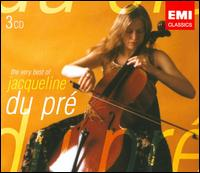 The Very Best of Jacqueline du Pré - Daniel Barenboim (piano); Gerald Moore (piano); Jacqueline du Pré (cello); John Williams (guitar); Osian Ellis (harp);...