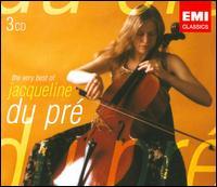 The Very Best of Jacqueline du Pré - Daniel Barenboim (piano); Gerald Moore (piano); Jacqueline du Pré (cello); John Williams (guitar); Osian Ellis (harp);...