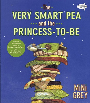 The Very Smart Pea and the Princess-To-Be - Grey, Mini