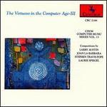 The Virtuoso in the Computer Age, vol.3