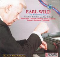 The Virtuoso Piano - Earl Wild (piano)