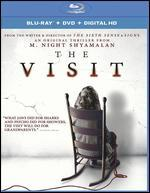 The Visit [Includes Digital Copy] [Blu-ray/DVD] [2 Discs]