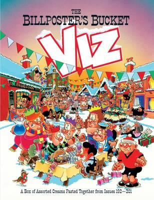 The Viz Annual 2012 - The Billposter's Bucket - Viz