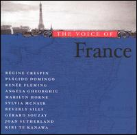 The Voice of France - Alfredo Kraus (vocals); Angela Gheorghiu (vocals); Beverly Sills (vocals); Dalton Baldwin (piano); Elly Ameling (vocals);...