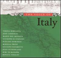 The Voice of Italy - Carlo Bergonzi (vocals); Christian du Plessis (vocals); Clifford Grant (vocals); David Romano (vocals);...