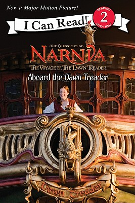The Voyage of the Dawn Treader: Aboard the Dawn Treader - Frantz, Jennifer