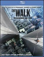 The Walk [Includes Digital Copy] [Blu-ray]