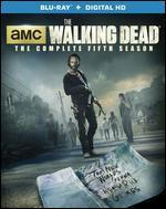 The Walking Dead: Season 5 [5 Discs] [With Digital Copy] [UltraViolet] [Blu-ray]