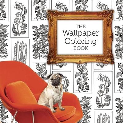 The Wallpaper Coloring Book - Price-Cabrera, Natalia