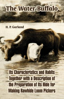 The Water Buffalo: Its Characteristics and Habits Together with a Description of the Preparation of Its Hide for Making Rawhide Loom Pickers - Garland, H P