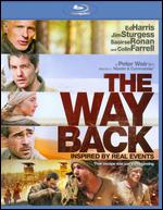 The Way Back [Blu-ray] - Peter Weir