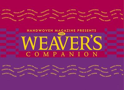 The Weaver's Companion - Van Der Hoogt, Madelyn