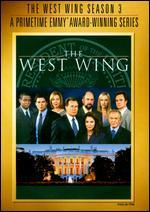 The West Wing: The Complete Third Season [4 Discs] [Emmy Tip-On Cover] -