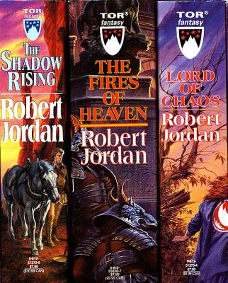 The Wheel of Time, Boxed Set II, Books 4-6: The Shadow Rising, the Fires of Heaven, Lord of Chaos - Jordan, Robert