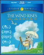 The Wind Rises [2 Disc] [Blu-ray/DVD] - Hayao Miyazaki