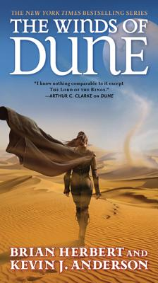 The Winds of Dune - Herbert, Brian, and Anderson, Kevin J