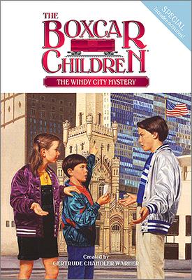 The Windy City Mystery - Warner, Gertrude Chandler (Creator)