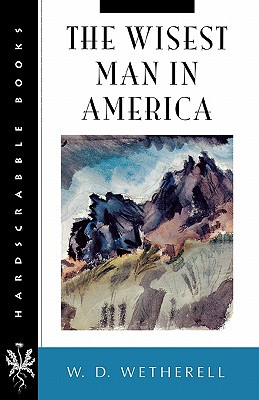 The Wisest Man in America - Wetherell, W D