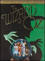 The Wizard of Oz [Three-Disc Collector's Edition]