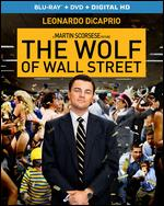 The Wolf of Wall Street [2 Discs] [Blu-ray/DVD] [Includes Digital Copy] - Martin Scorsese