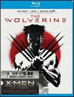 The Wolverine [Blu-ray/DVD] [Includes Digital Copy] [UltraViolet] [Movie Money]