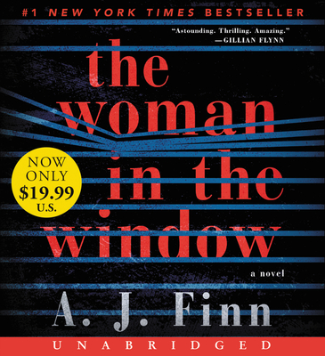 The Woman in the Window Low Price CD - Finn, A J, and Lee, Ann Marie (Read by)