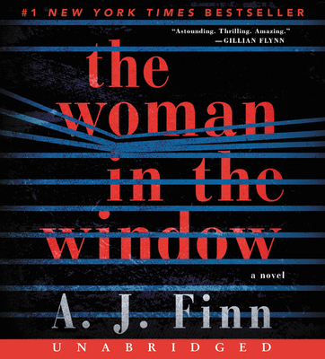 The Woman in the Window - Finn, A J, and Lee, Ann Marie (Read by)