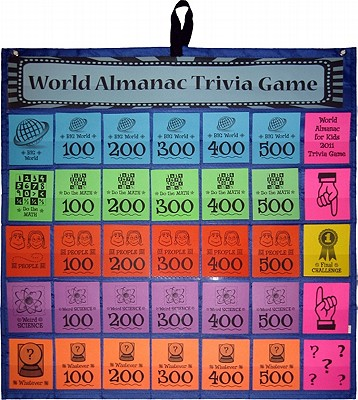 The World Almanac for Kids 2012 Trivia Game - World Almanac