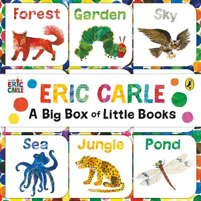 The World of Eric Carle: Big Box of Little Books - Carle, Eric