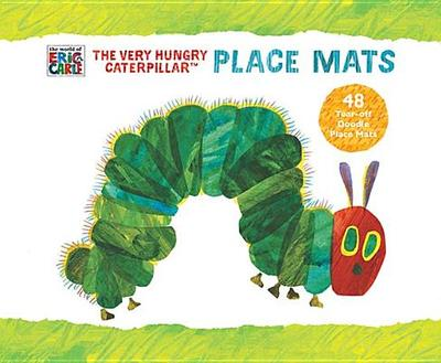 The World of Eric Carle(tm) the Very Hungry Caterpillar(tm) Place Mats - Chronicle Books