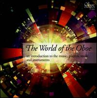 The World of the Oboe - Alastair Ross (harpsichord); Alison Dods (violin); Althea Talbot-Howard (oboe); Bryan Evans (piano); Catherine Smith (oboe);...