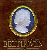 The World's Greatest Composers: Beethoven [Collector's Edition Music Tin] - Alice Bense (alto); Barry McLogan (tenor); Dennis Russell Davies (piano); Dubravka Tomsic (piano); Florin Paul (violin);...