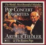 The World's Most Beautiful Melodies: Pop Concert Favorites