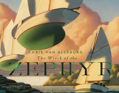 The Wreck of the Zephyr - Van Allsburg, Chris