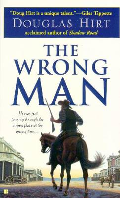 The Wrong Man - Hirt, Douglas