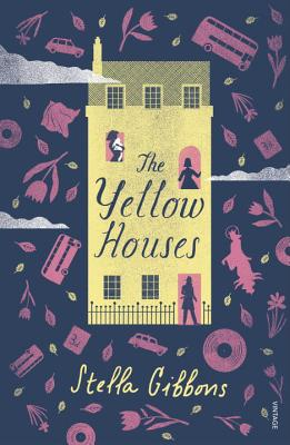 The Yellow Houses - Gibbons, Stella