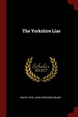 The Yorkshire Lias - Tate, Ralph
