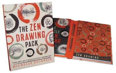 The Zen Drawing Pack: The Art of Thoughtful Drawing - Dujardin, Michelle